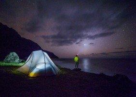 風が多少強くてもOK!テントやタープを補強する対策!