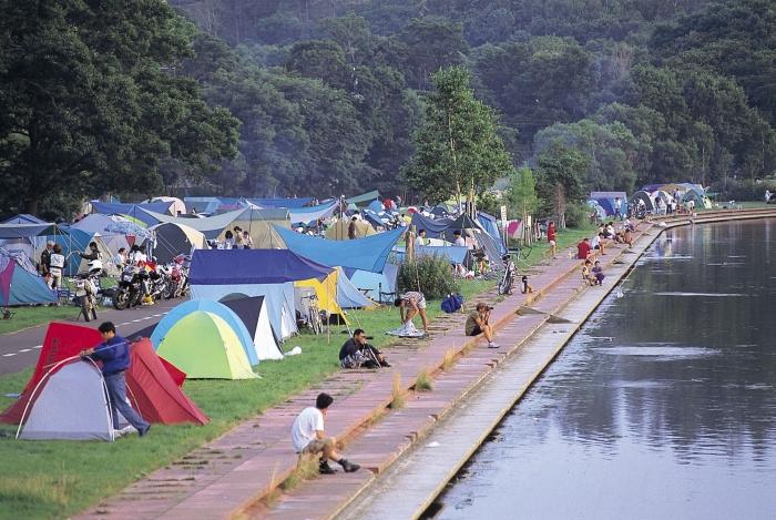 呼人浦キャンプ場1 Yobitoura Campsite3